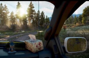 Far Cry 5 - в анонсирующем трейлере нового боевика от Ubisoft обнаружена забавная пасхалка о предстоящем кроссовере компании