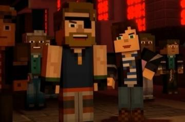 Minecraft: Story Mode - Season 2 - представлен трейлер финального эпизода