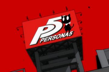 Persona 5 - Atlus представила новый кадр из анимационного сериала
