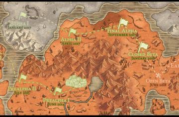 Сыграть в Legends of Aria можно будет уже этим летом