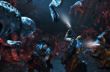 Microsoft прокомментировала информацию о разработке создателями Gears of War 4 нового IP
