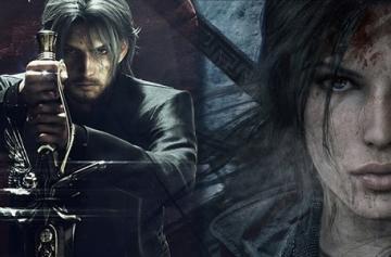 Final Fantasy XV - Мы увидим кроссовер с Tomb Raider