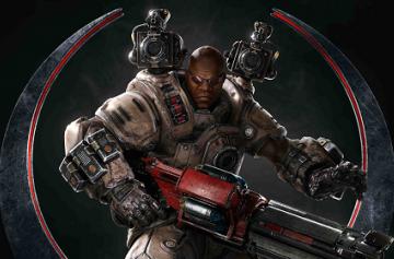 Quake Champions - Bethesda сообщила о выходе праздничного обновления