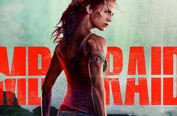 Посмотрите на Алисию Викандер в роли Лары Крофт на новых кадрах экранизации Tomb Raider