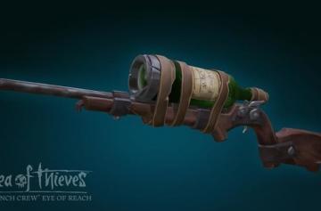 В Sea of Thieves появилось больше костюмов и стильная винтовка