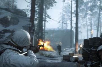 Фанатов Call Of Duty: WW2 будут развлекать между матчами