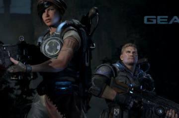 Gears of War 4 - 30 FPS в сюжетной кампании и 60 в мультиплеере, версия для ПК возможна