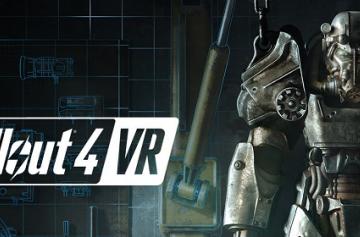 Fallout 4 - VR-версия игры поступила в продажу по всему миру