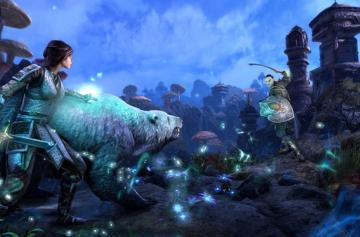 "The Elder Scrolls Online - Поля боя станут доступны без покупки ""Morrowind"""