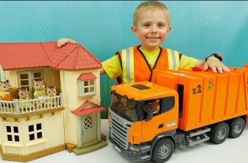 Советы по выбору игрушечной машинки для ребенка