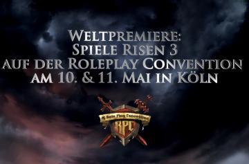 Официальная презентация Risen 3: Titan Lords совсем скоро!