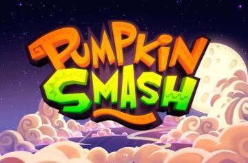 Панель управления автомата Pumpkin Smash из казино Вулкан Platinum