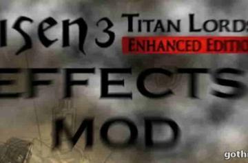 Risen 3 FX Mod