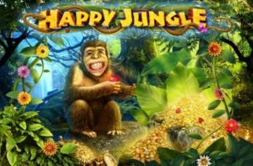 Казино Фараон: основные достоинства игрового автомата Happy Jungle