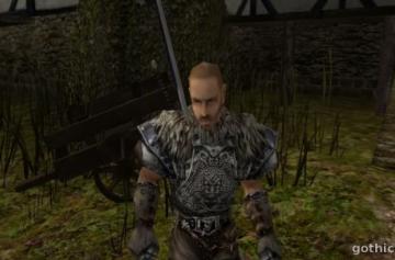 Готика 2 Возвращение прохождение за наемников и охотников на драконов