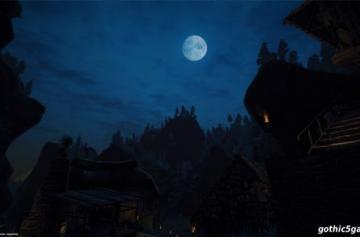 Gothic 3 Atmosphere шикарный ролик от фанатов.